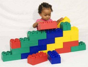 Kids adventure 24pc Jumbo Blocks – Beginner Set