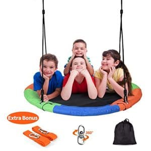 Outdoor Tree Swings for Kids