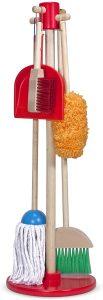 Melissa & Doug Dust! Sweep! Mop!