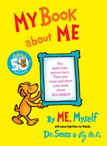 My Book About Me-Hardcover
