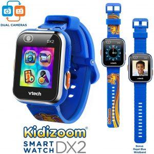 Blue Smartwatch for kids