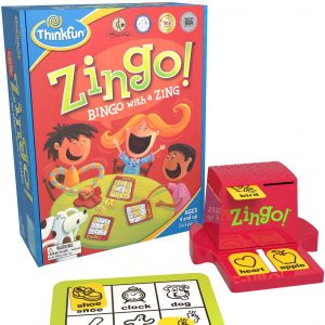ThinkFun Zingo Bingo Award Winning Preschool Game