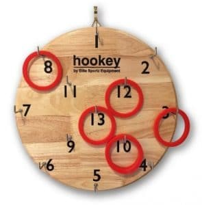 Ring Toss Wall Board Game