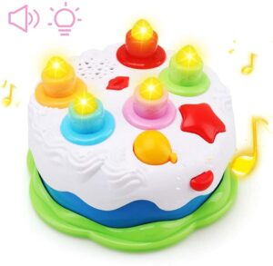 Amy&Benton Kids Birthday Cake Toy for Baby