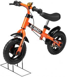 ENKEEO 12 Sport Balance Bike No Pedal Walking Bicycle