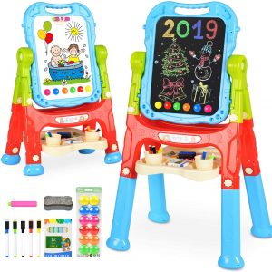 BATTOP Art Easel for Kids