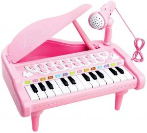 Mini Piano Toy Keyboard for Kids Birthday Gift