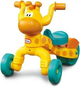 Little Tikes Go and Grow 'Lil' Rolling Giraffe Ride