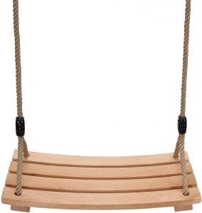 PELLOR Wood Tree Swing Seat