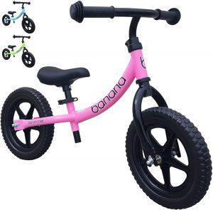 Banana LT Balance Bike - Lightweight for Toddlers, Kids 4 Year Olds