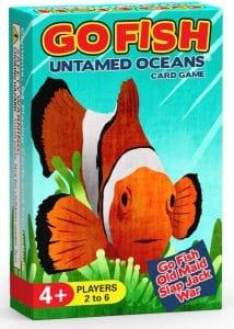 Arizona GameCo Go Fish Untamed America