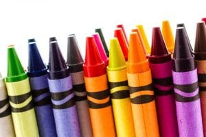 Crayons for Toddlers