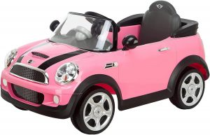 Kid Trax Mini Cooper 6V Ride On