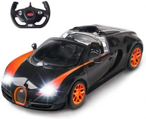 RASTAR Bugatti Toy Car