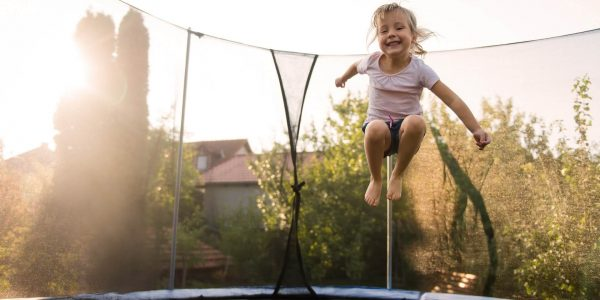 Best Trampolines for Kids in 2021. Reviews & Buying Guide