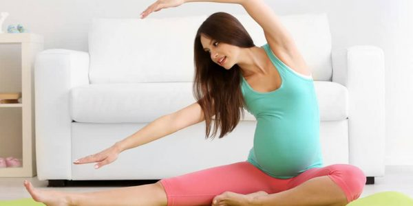 pregnancy excercise